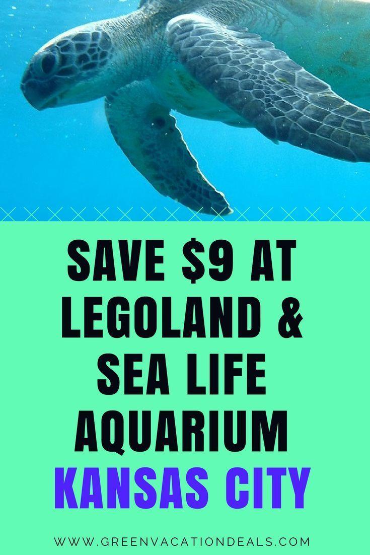 Save $9 at LEGOLAND & SEA LIFE Aquarium Kansas City | Best ...