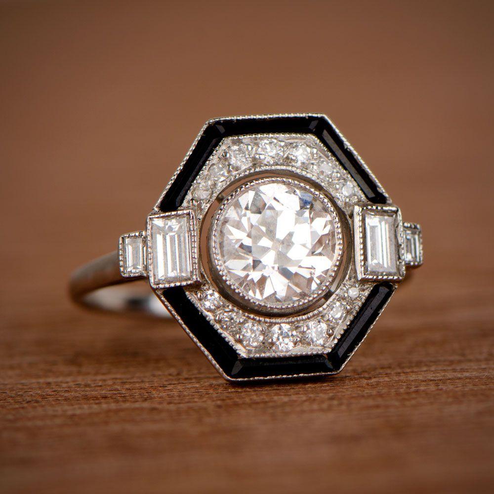 Geneva Engagement Ring | Ringe, Jugendstil und Schmuck