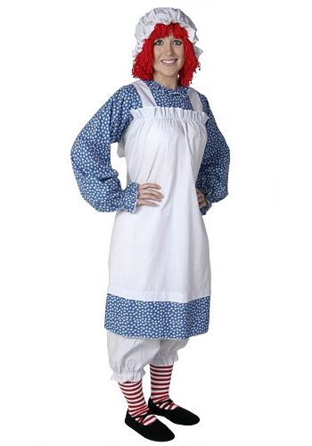 Bring joy the hearts of millions when you dress up in this Adult Raggedy Ann Costume. Itu0027s licensed and makes a great retro costume idea!  sc 1 st  Pinterest & Bring joy the hearts of millions when you dress up in this Adult ...