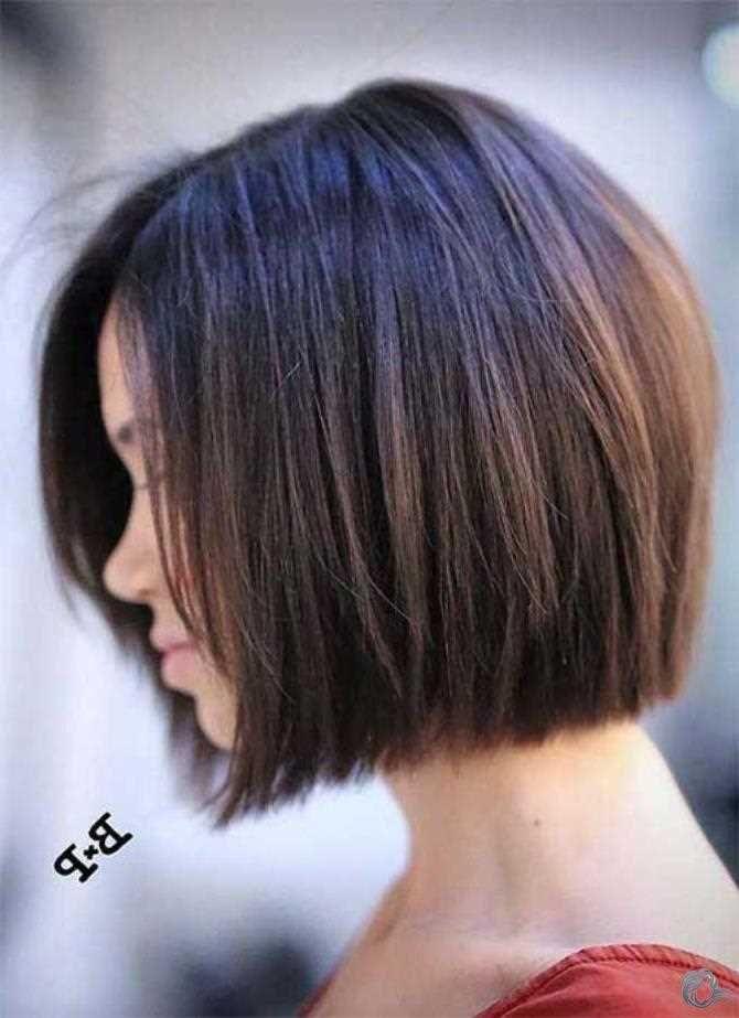 Sommer Trend Bob Frisuren Fur Feines Haar 2019 Kurzhaar Frisuren Damen Frisuren Bob Feines Haar Bob Frisur Haarschnitt Ideen
