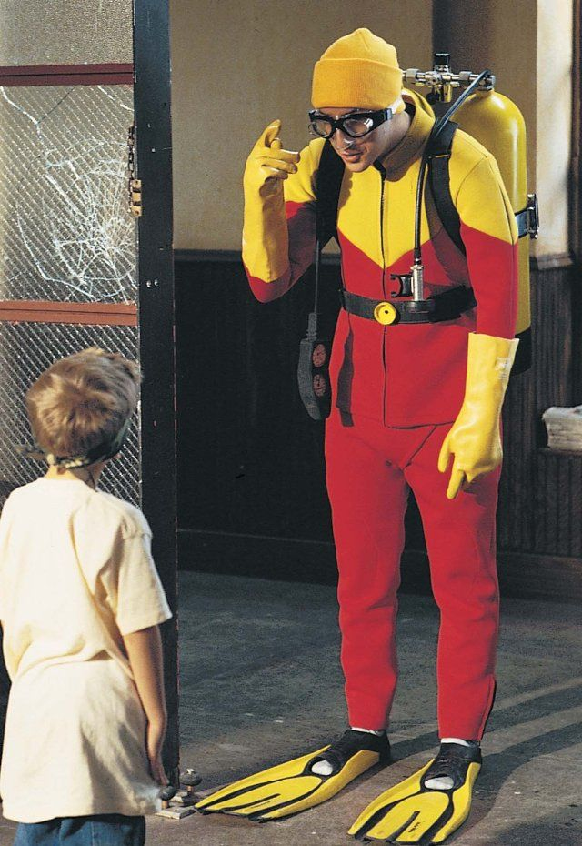 scuba steve???such an awesome movie! | Movies | Pinterest | Movie ...