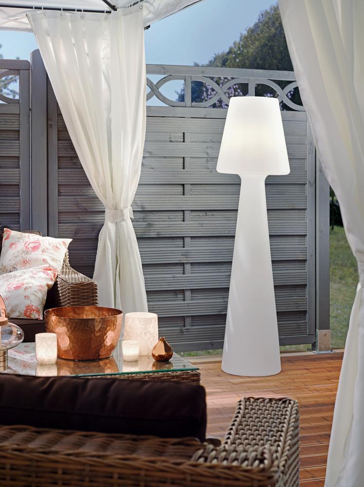 Außenleuchte Modern ideal geeignet für terrassen und gärten die energiesparende design