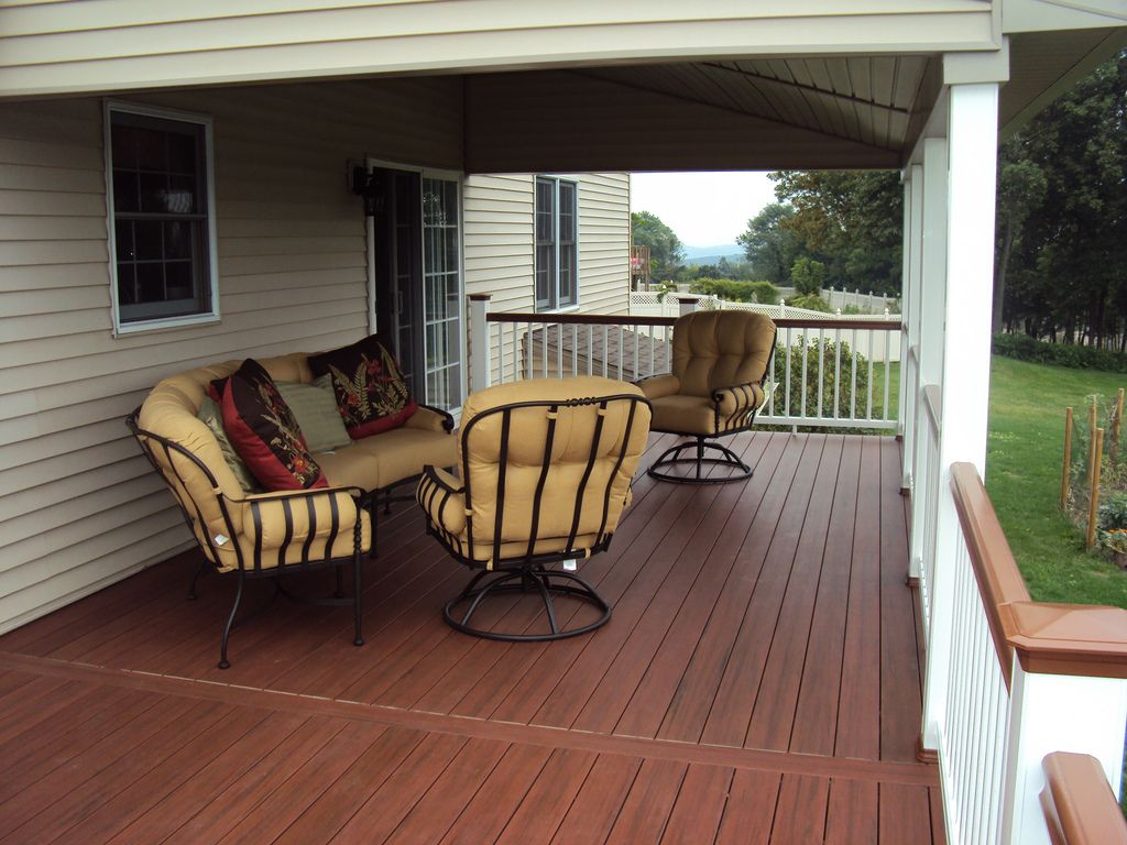 Pin On Great Deck Ideas