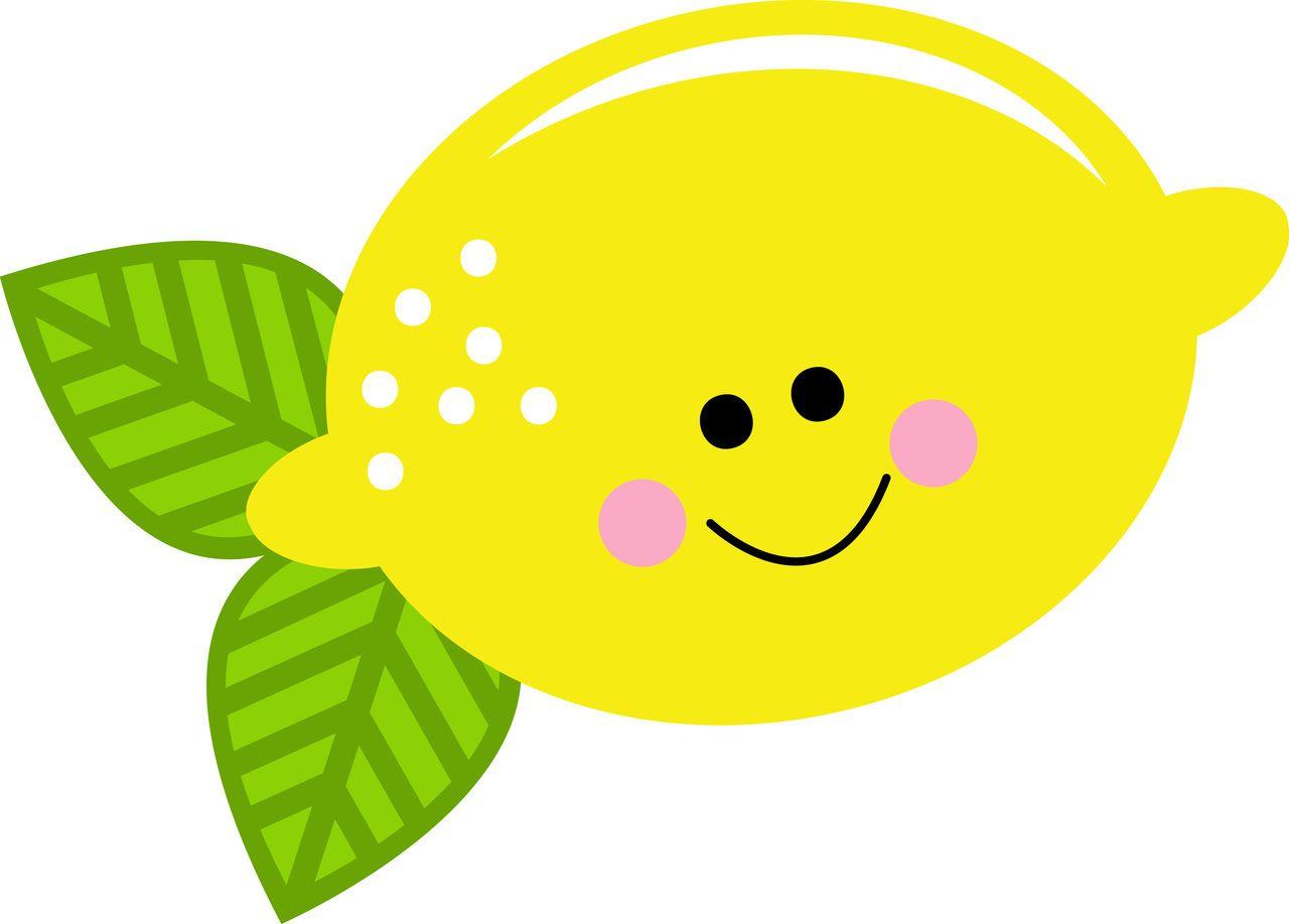 Cute Lemon Ppbn Designs Clip Art Free Clip Art Lemon Clipart