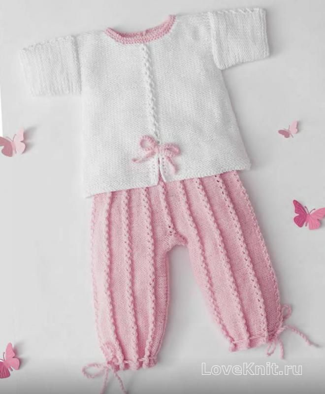 детский комплект из штанов и туники фото к описанию | Bebek ...