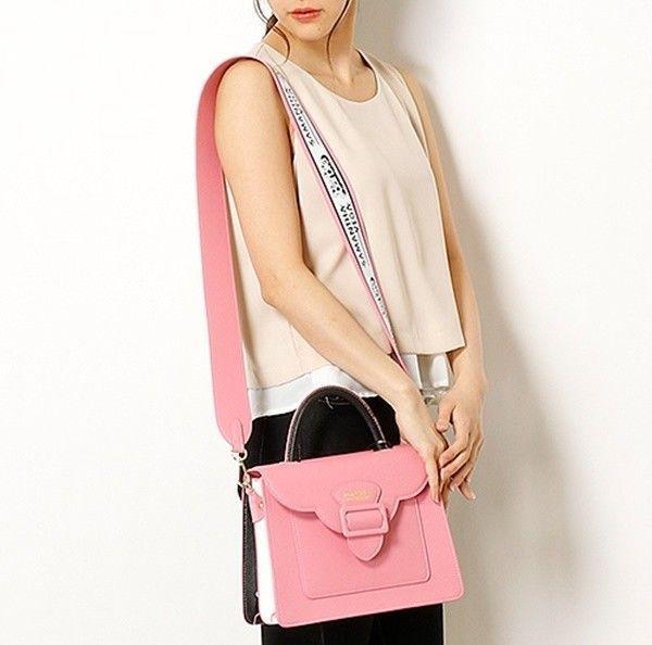 c23e021942a9 Samantha Vega Thavasa Barbie TWIGS Logo Strap Handbag Soulder Bag c143  LARGE  SamanthaVega  TotesShoppers