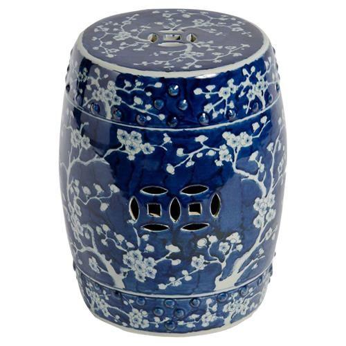 White Garden Stools Porcelain, Porcelain Garden Stools Chinese