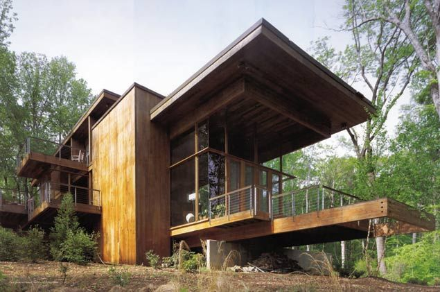 Modern Architecture North Carolina frankel house, north carolina - ray kappe more about us: http