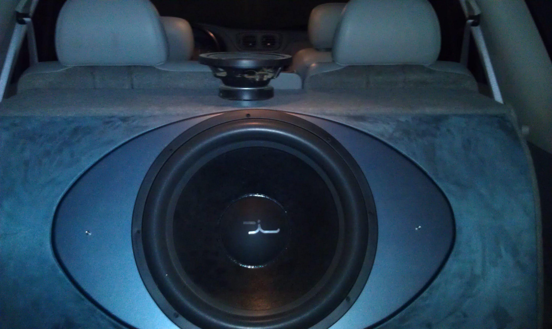 hight resolution of fi audio bl 18 chevy trailblazer custom car audio install walk around demo