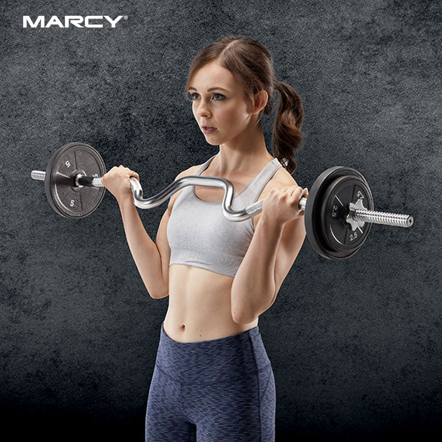 Marcy Triceps//Biceps Combo