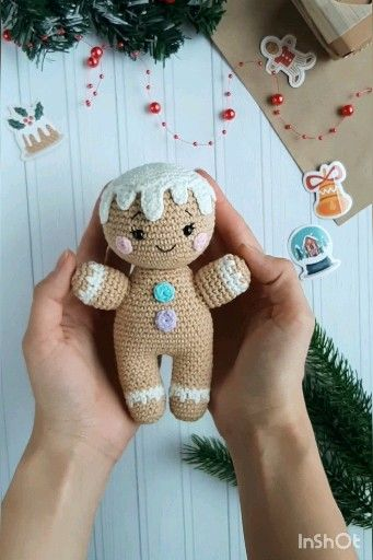 Crochet pattern for your inspiration for Christmas