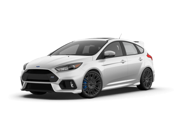 2017 Ford Focus Rs Hatchback Ecoboost Engine At Cutter Ford Hawaii