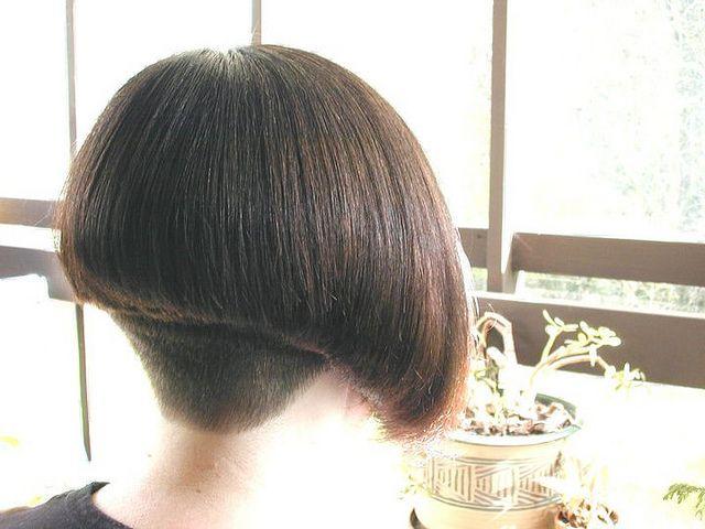 Женские стрижки, Короткие волосы