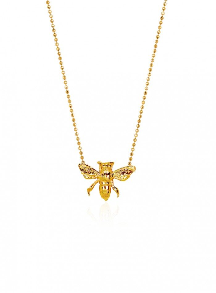 Sacred Bee Necklace Description Details This Necklace Features