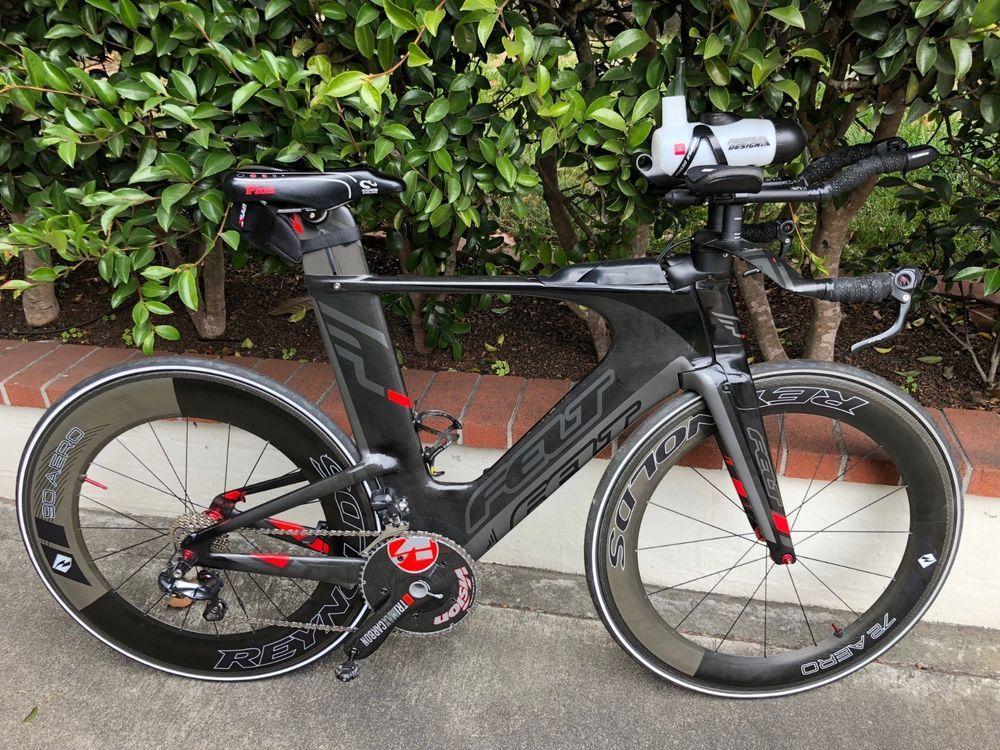 0e28f641780 Latest Triathlon Bike For Sales #TriathlonBike #Triathlon #bikes Upgraded  Felt IA4 Carbon Triathlon TT bike with Di2 - $4995.00 End Date: Monday  Nov-12-2018 ...