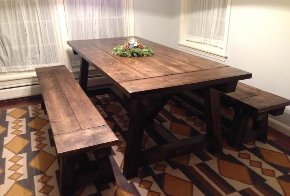 Awesome farmhouse 12 person dining table and chairs in