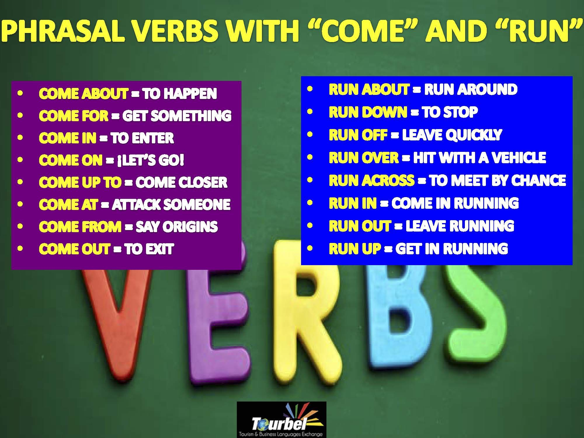 Do You Know The Meaning Of These Phrasal Verbs With To