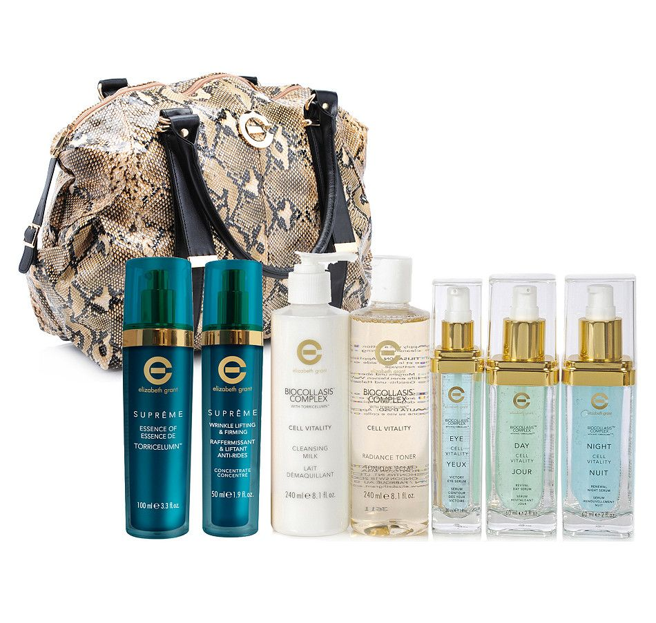 Buy Elizabeth's 90th Birthday Collection, Elizabeth Grantand Skin Care Kits from The Shopping Channel, Canada's home shopping network-Online Shopping for Canadians  #Ilovetoshop