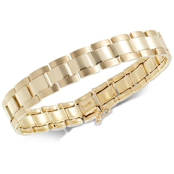 bracelet solid inch gold bangle pin oroamerica