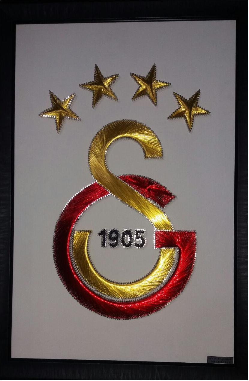 Galatasaray Logosu Calismam Serdi Filografi Sanat Referansi