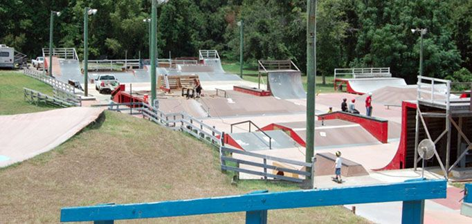 Top 10 Skateparks In The United States Bombdecks
