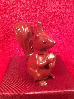 Rare-Antique-1920-1930s-Celluloid-Squirrel-Bobbel-Head-Exc-Condition