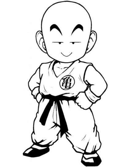 Dibujos de Dragon Ball fotos ideas para colorear  Dibujo amigo