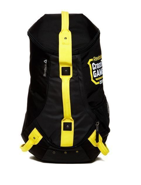 Awesome Reebok CrossFit games 2014 backpack. Ideally built for those keen  on sports. The design is fantastic as it allows you to store your equipment  in ... 4d44b728b19f8