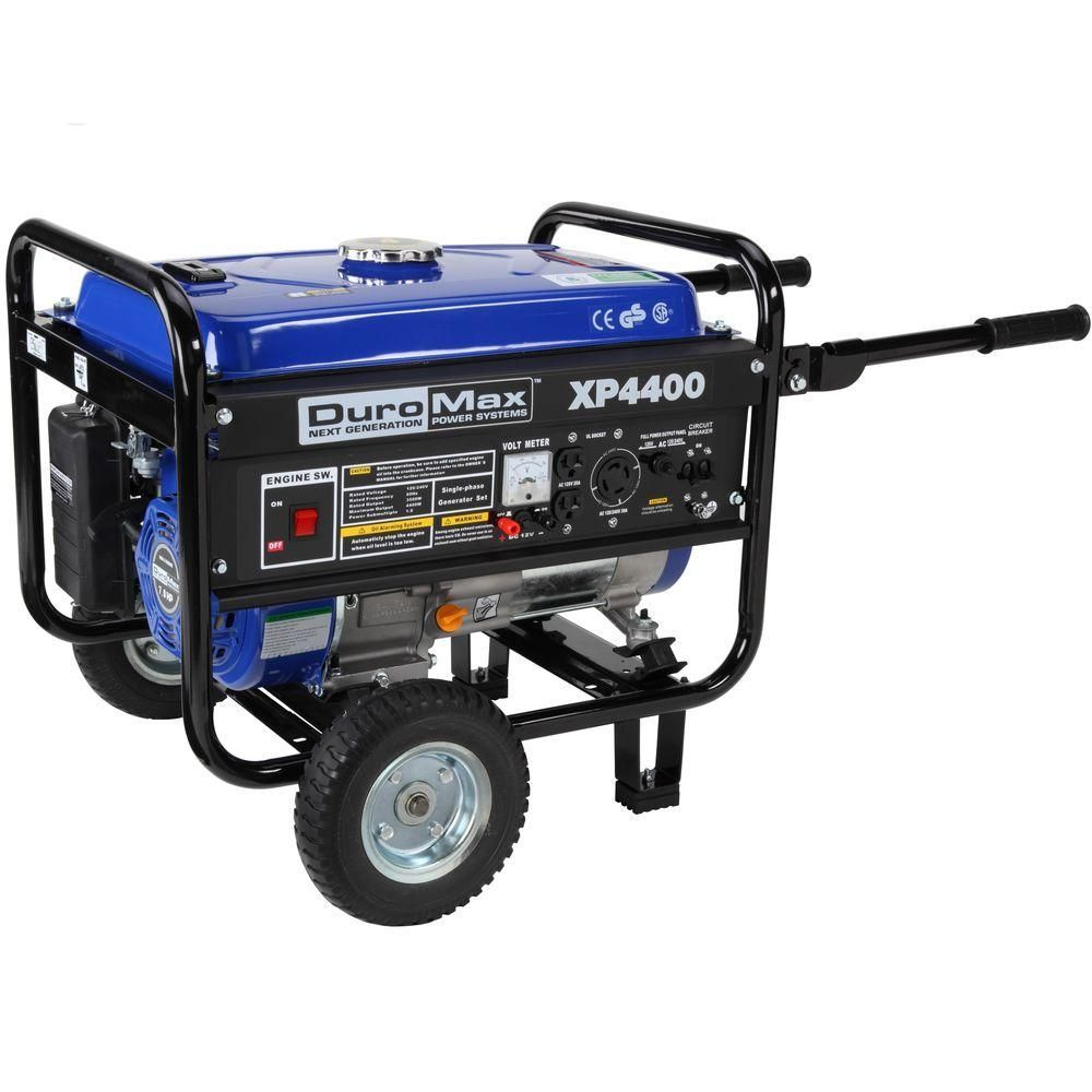 Natural Gas Electric Generators For Home Use