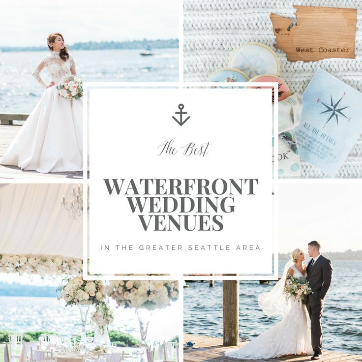 Outdoor Wedding Spots Near Me: The Best Waterfront Wedding Venues In The Greater Seattle