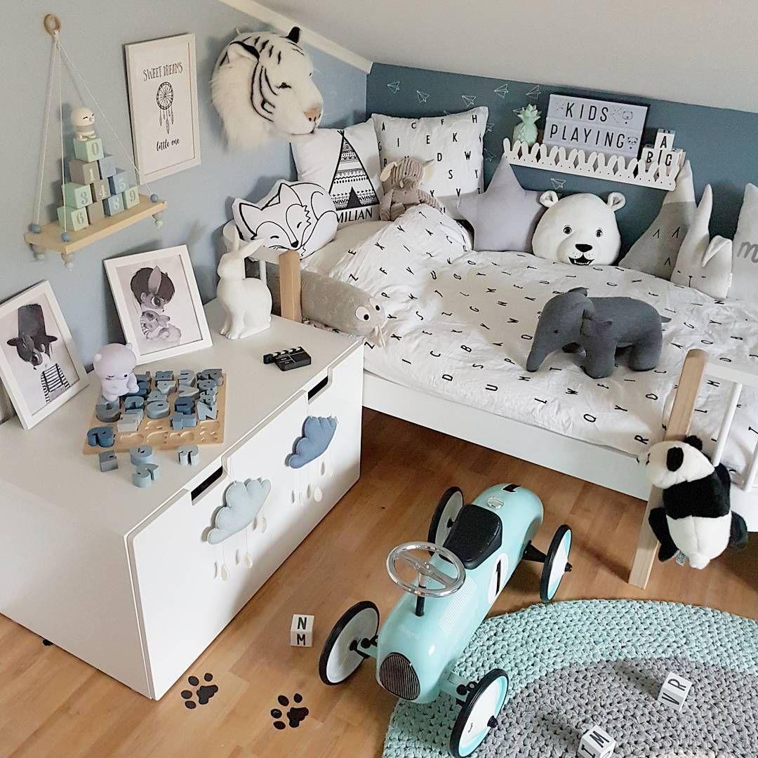 pin von ewelina g owacz auf pok j dziecka kids room pinterest kinderzimmer kinderzimmer. Black Bedroom Furniture Sets. Home Design Ideas