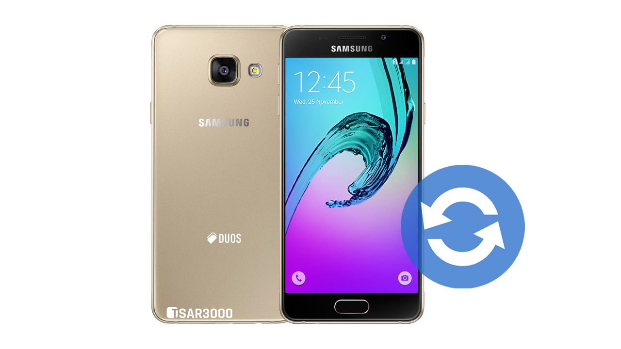 A To Z Guide How To Update Samsung Galaxy A3 2016 Software Version Samsung Galaxy Samsung Samsung Galaxy A3