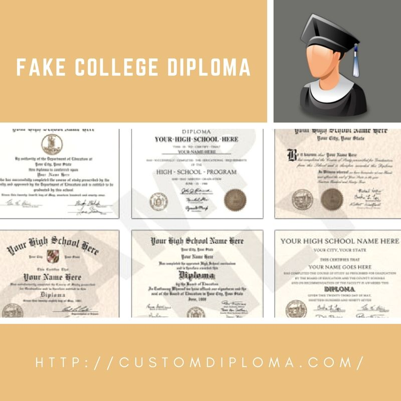 Buy fake college diploma, you can also get license or certification - copy free fake marriage certificate