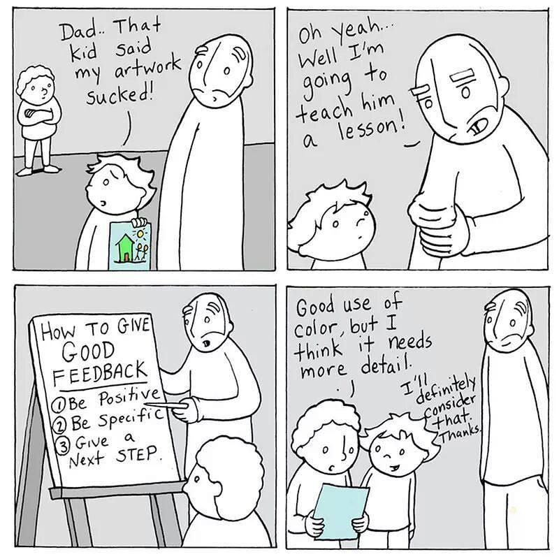 Positive Feedback 🙌 Be a #GoodInfluence 🌞✌ : @lunarbaboon
