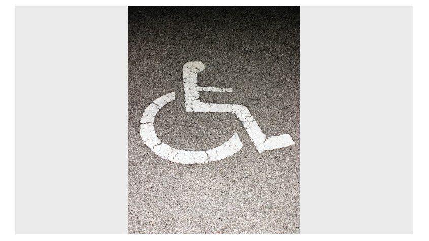 discapacidad y accesibilidad: palo propio en rueda ajena