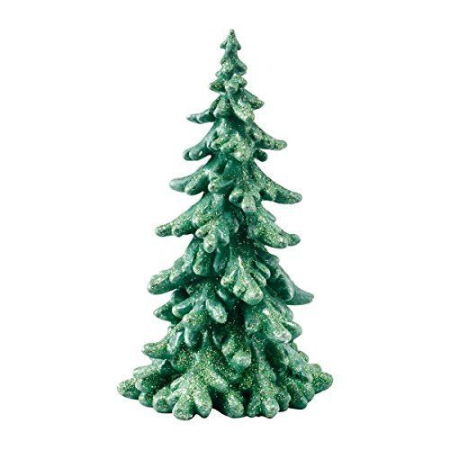 Department 56 Forest Frost by Green Glitter Tree 10.25 In
