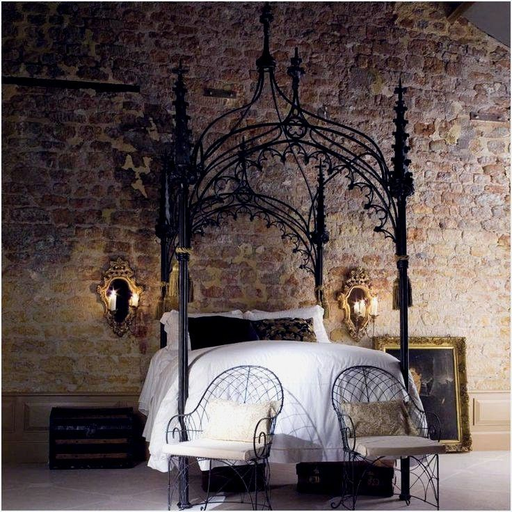 40 Stunning Bedrooms Flaunting Decorative Canopy Beds | Back in the ...