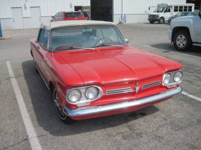 1962 Chevrolet Corvair For Sale in Cadillac, Michigan | Old Car ...