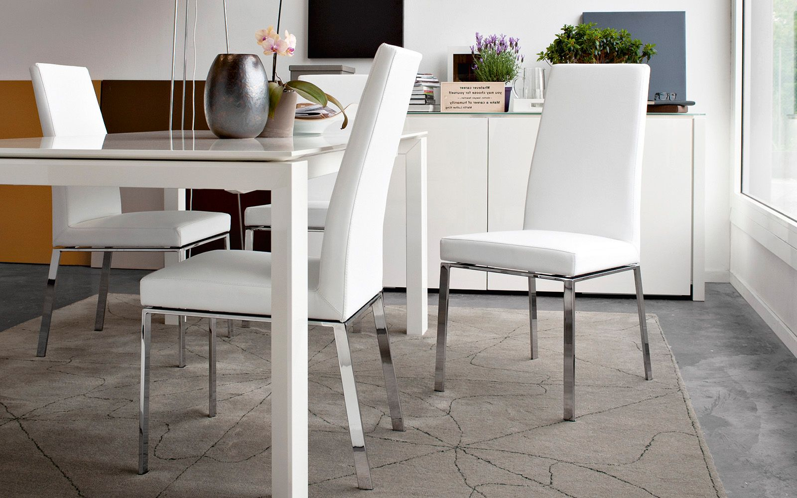 Sedie Sala Da Pranzo Calligaris : Sedia bess di calligaris sedie moderne chair furniture e