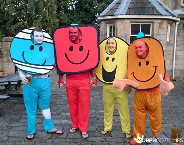 Bachelor Party Costume Ideas Bring Out The Inner Child At The Bachelor Party An All Time Classic Children S Couples Fancy Dress Fancy Dresses 70s Fancy Dress