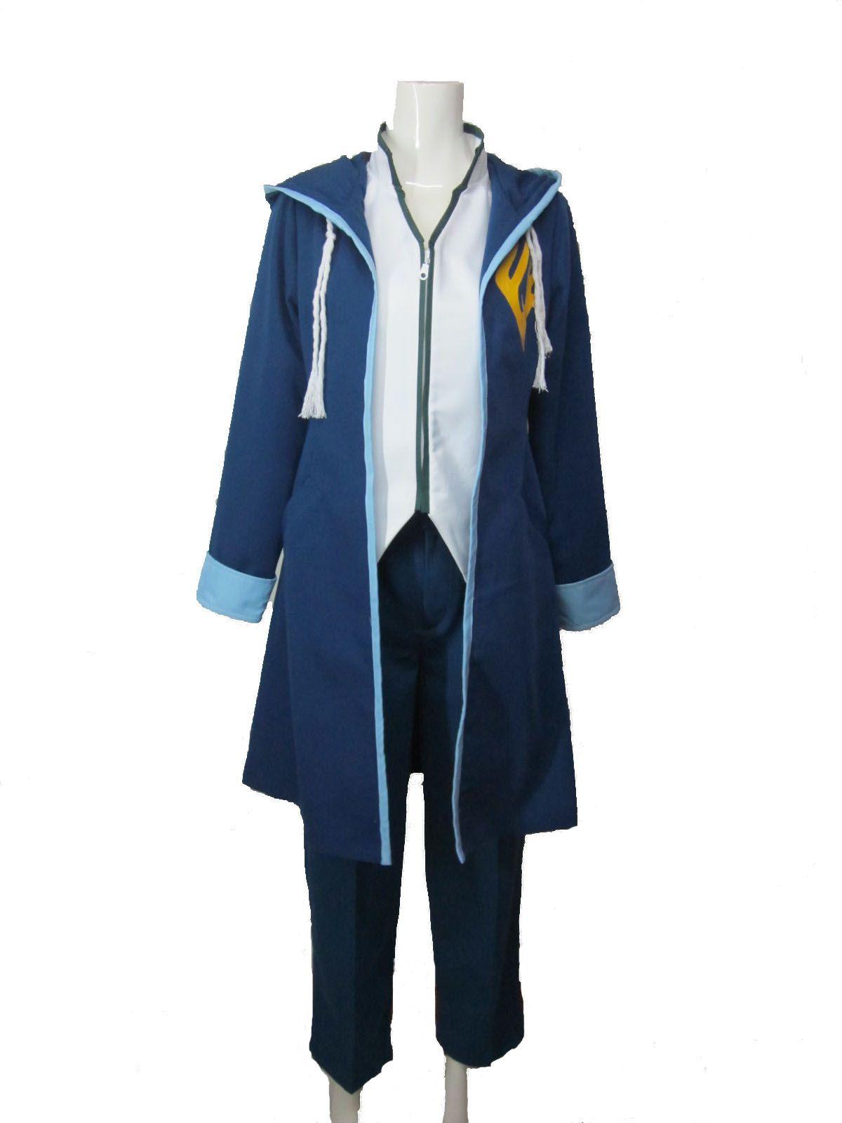 Fairy Tail Jellal Fernandez Cosplay Costume