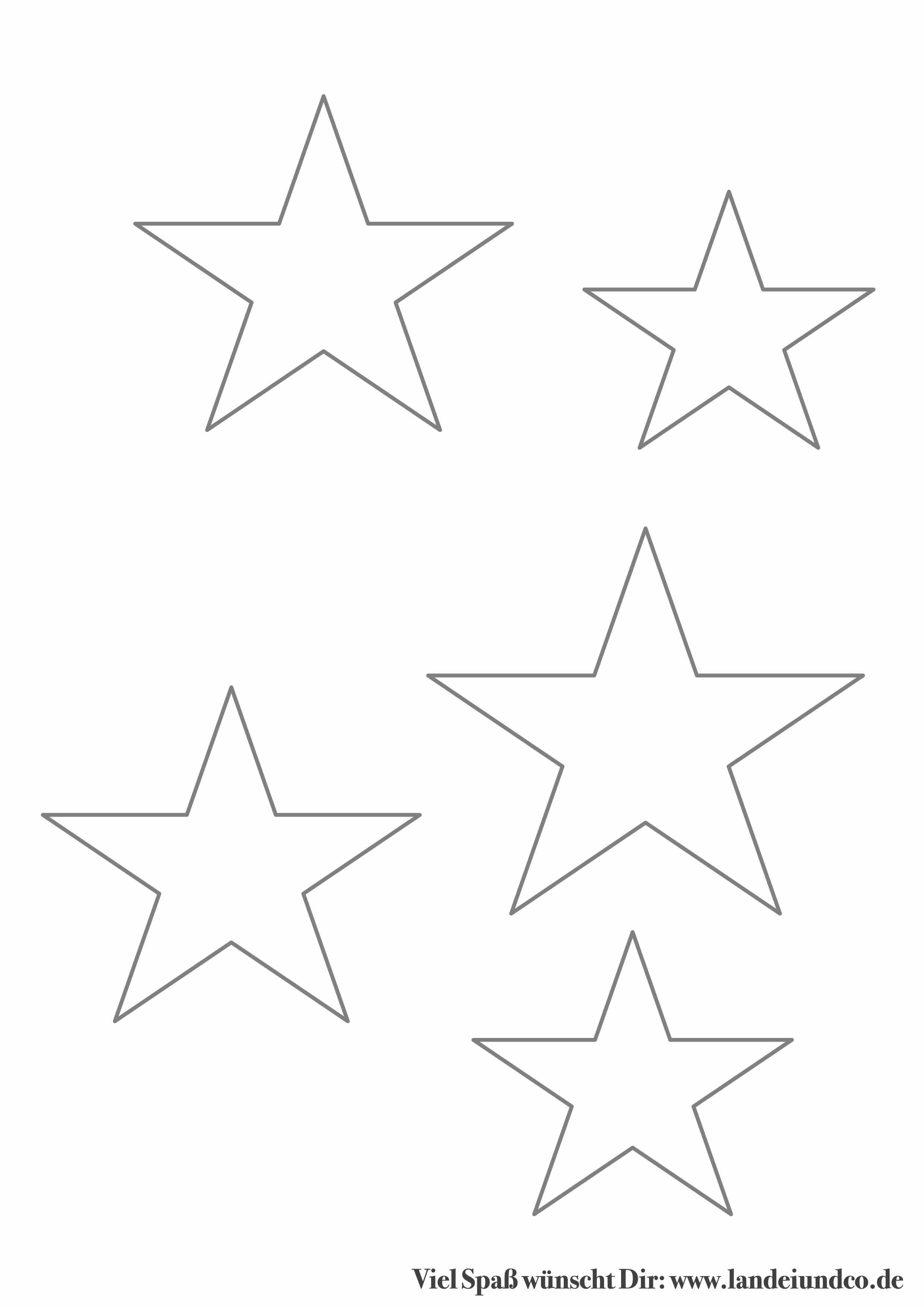 Historisches Stadtchen Zum Ausdrucken Landeiundco De Sterne Zum Ausdrucken Vorlage Stern Fensterbilder Weihnachten Basteln