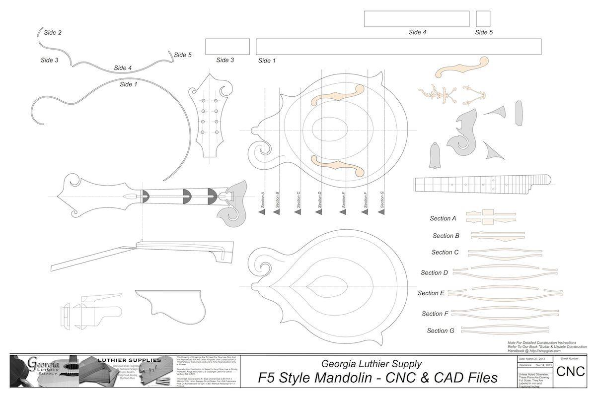Mandolin Construction Diagram - Block And Schematic Diagrams •