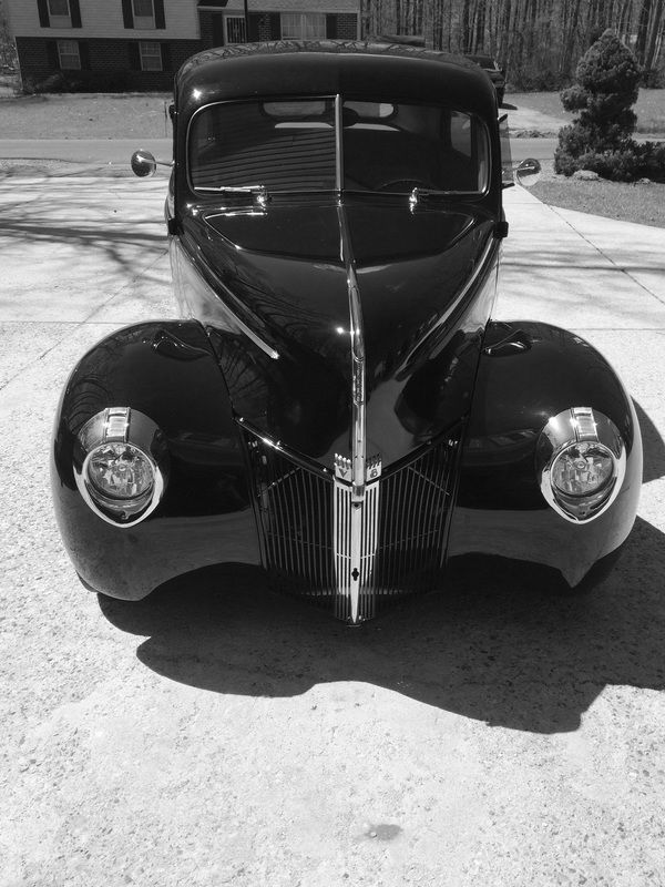 1940 Ford 2dr coupe for sale by Owner - Lanham, MD | OldCarOnline ...
