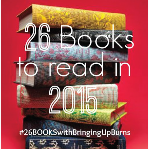 26 books in 2015