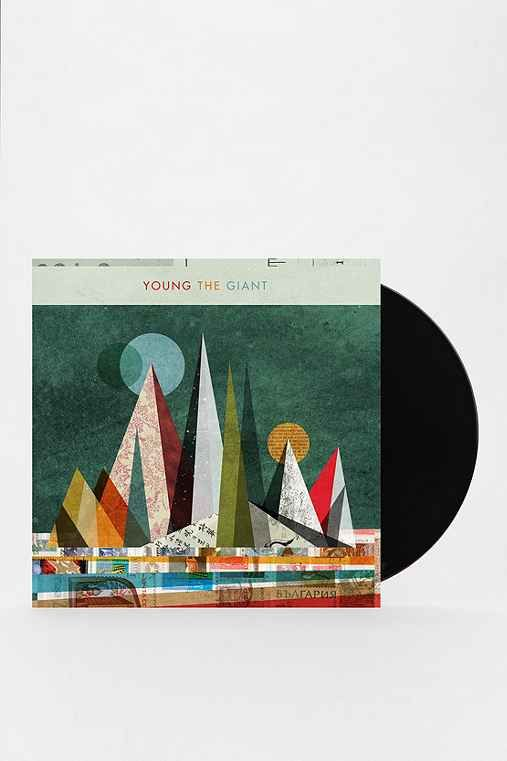 Young The Giant - S/T LP $17.98