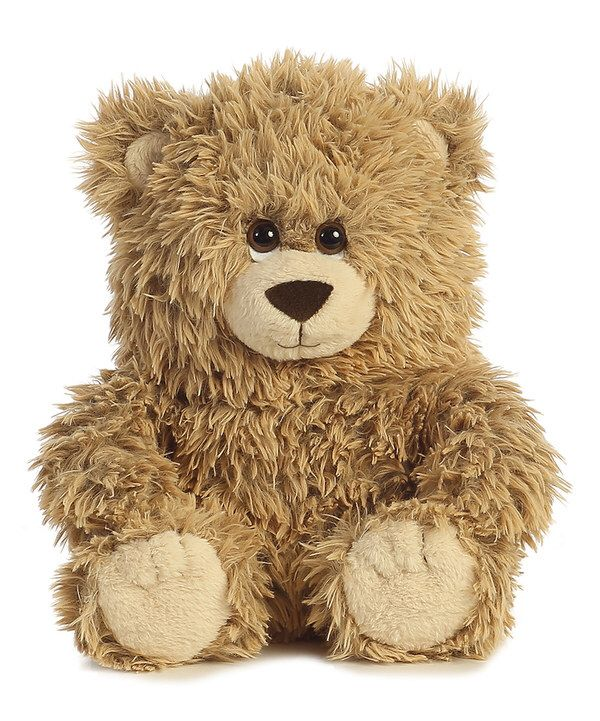 Look at this 10.5'' Tan Huggee Bear Plush Toy on #zulily today!
