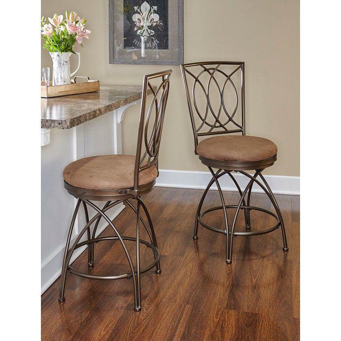 Astounding Darlington 24 Swivel Bar Stool Bar Stools Swivel Bar Ibusinesslaw Wood Chair Design Ideas Ibusinesslaworg