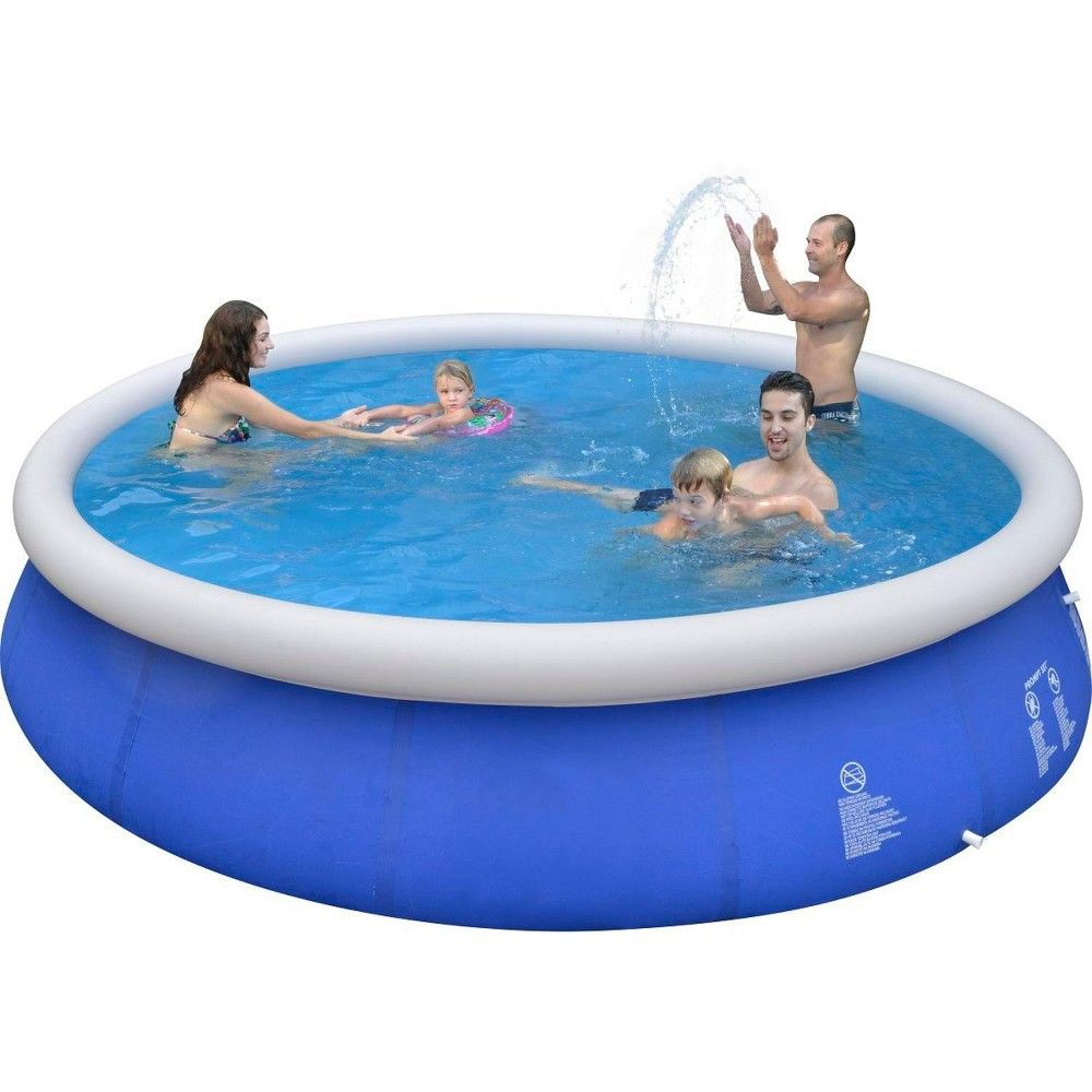 Pool Garten Lustig Pool Central 15 X 36 Inflatable Above Ground Prompt Swimming Pool