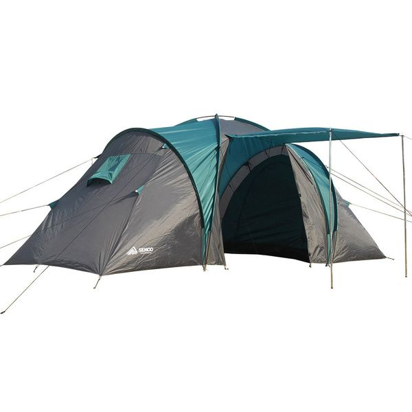 C&ing Tents  Semoo Waterproof   2 Doors  2 Rooms  1 Vestibule  Family Tent For C&ing with Carry Bag  *** Check this awesome image  sc 1 st  Pinterest & Semoo 100-percent Waterproof4-Person2 Doors2 room1 Vestibule ...